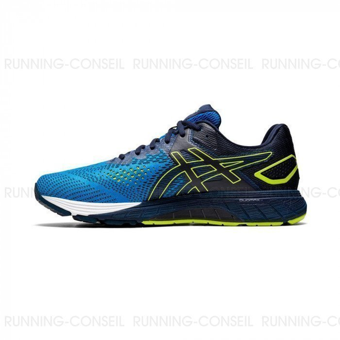 Chaussures ASICS GT-4000™ 2 WIDE Homme Directoire Blue / Midnight